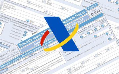 5 errores al realizar la declaración de la renta