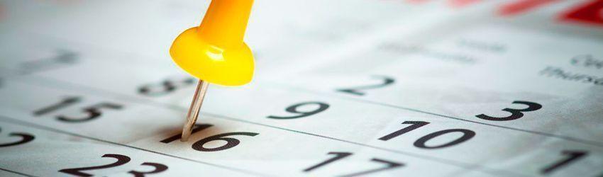 Calendario Fiscal Año 2020: Empresas, Pymes y Autónomos