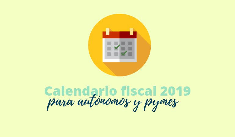 calendario fiscal empresas autonomos 2020