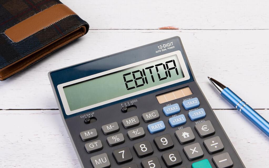 como calcular ebitda