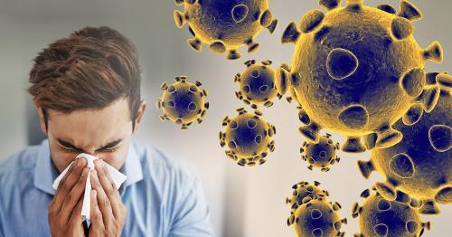 Coronavirus: Baja laboral por accidente