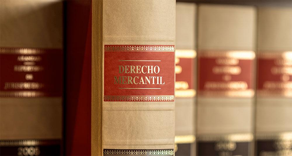 Qué es y conceptos clave del Derecho Mercantil