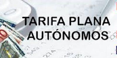 Tarifa plana para Autónomos